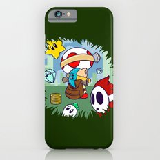 Treasure Tracked: Captain Toad's Fortune (Alt Version: No Text) Slim Case iPhone 6s