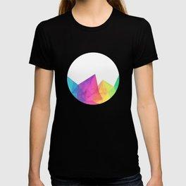 Fractal Rainbow T-shirt
