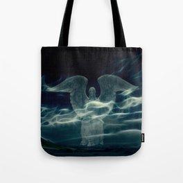 Angel of Justice Tote Bag
