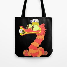 Long Morrison (with owner) Tote Bag