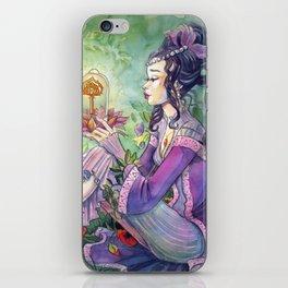 I am Secret Garden iPhone Skin