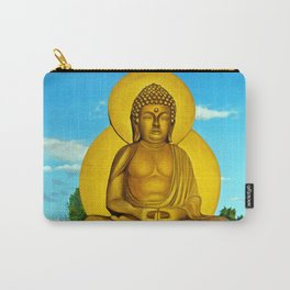 In Arte, Buddha Carry-All Pouch