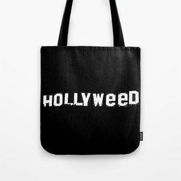 Hollyweed Tote Bag