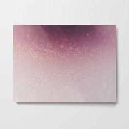 Pinkish Metal Print