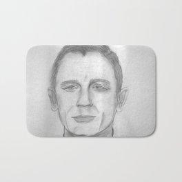 Daniel Craig Bath Mat