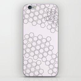 Geometric Pastel iPhone Skin