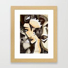 G.U.Y Framed Art Print
