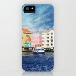 Willemstad, Curaçao iPhone Case