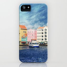 Willemstad, Curaçao iPhone Case