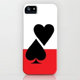 The Hustler Babe - White iPhone Case