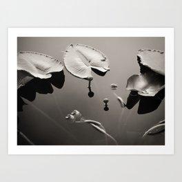 floating world 1 Art Print