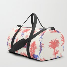 Where they Belong - Bright Colors Duffle Bag