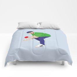 The Greek Comforters