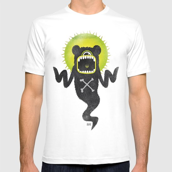 SALVAJEANIMAL ghost T-shirt