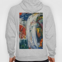 "Franz Marc ""The Enchanted Mill"" Hoody"