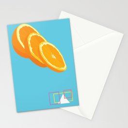 Trying Hard II Stationery Cards