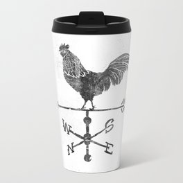 Weather Vane Metal Travel Mug