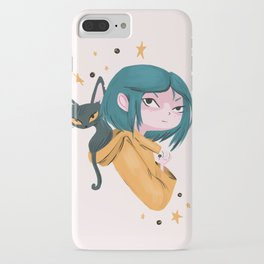 Twitchy, Witchy Girl iPhone Case