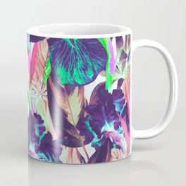 Electric tropical Coffee Mug