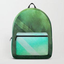 Emerald Adventure Awaits Backpack