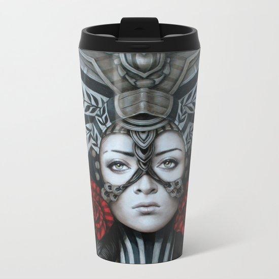 Melsa Metal Travel Mug