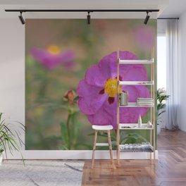 Lynda Anne Art Flower Wall Mural