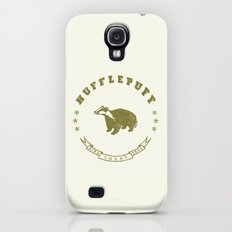 Hufflepuff House Galaxy S4 Slim Case