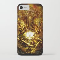ganesha iPhone & iPod Cases featuring Ganesha by Giorgio Finamore