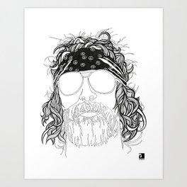Donavon Frankenreiter Art Print