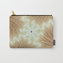 Fractal Terrain Carry-All Pouch
