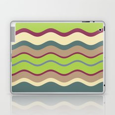 Appley Wave Laptop & iPad Skin
