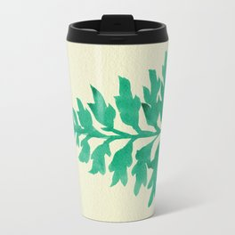 Mint Fern Travel Mug