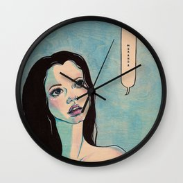 River Tam  Wall Clock