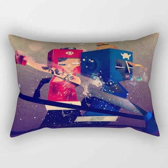 Amateurs Rectangular Pillow