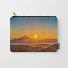 Mt Fuji II Carry-All Pouch