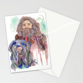 Keeper of Keys Stationery Cards