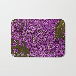 Clumps of Methicillin-Resistant Staphylococcus Aureus Bacteria Bath Mat