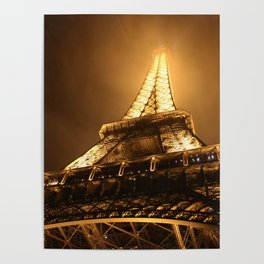 Ville des Lumières 3 Poster