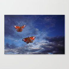 Free to Fly Canvas Print