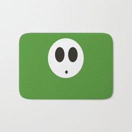 SHY GUY(GREEN) Bath Mat