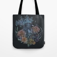 Pigeon lullaby Tote Bag