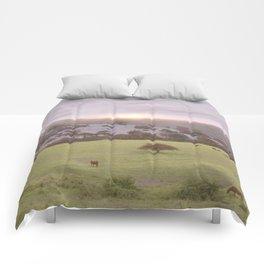 Spring Mood II Comforters