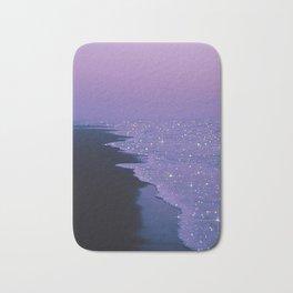 Purple magic Bath Mat