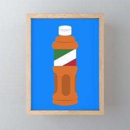 El Tajín Framed Mini Art Print