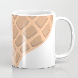 Peanut Emoji Coffee Mug