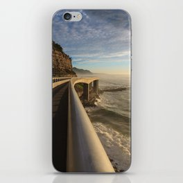 Railing iPhone Skin