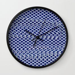 Solitaire Zoom Wall Clock
