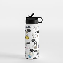 Real Housewives Drinking Water Bottle