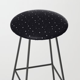 stars pattern Bar Stool