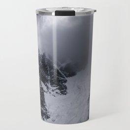 Antarctic Mountain Travel Mug